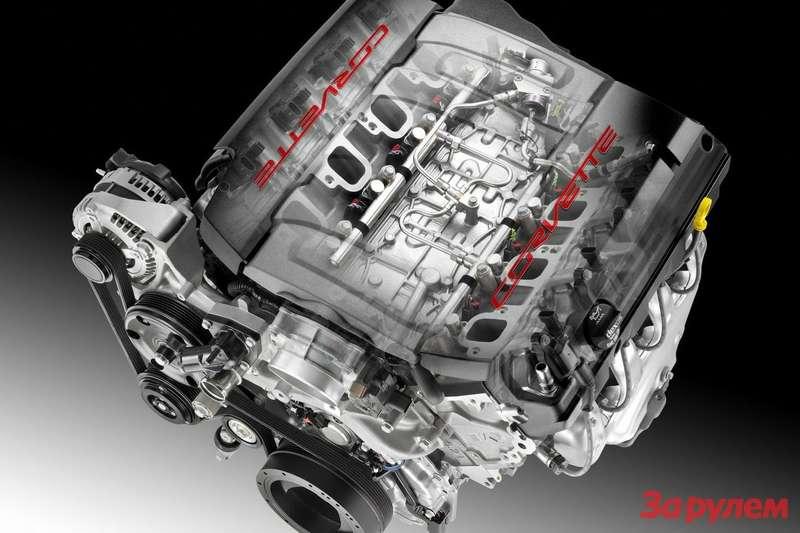 Chevrolet Corvette C7Small Block LT12