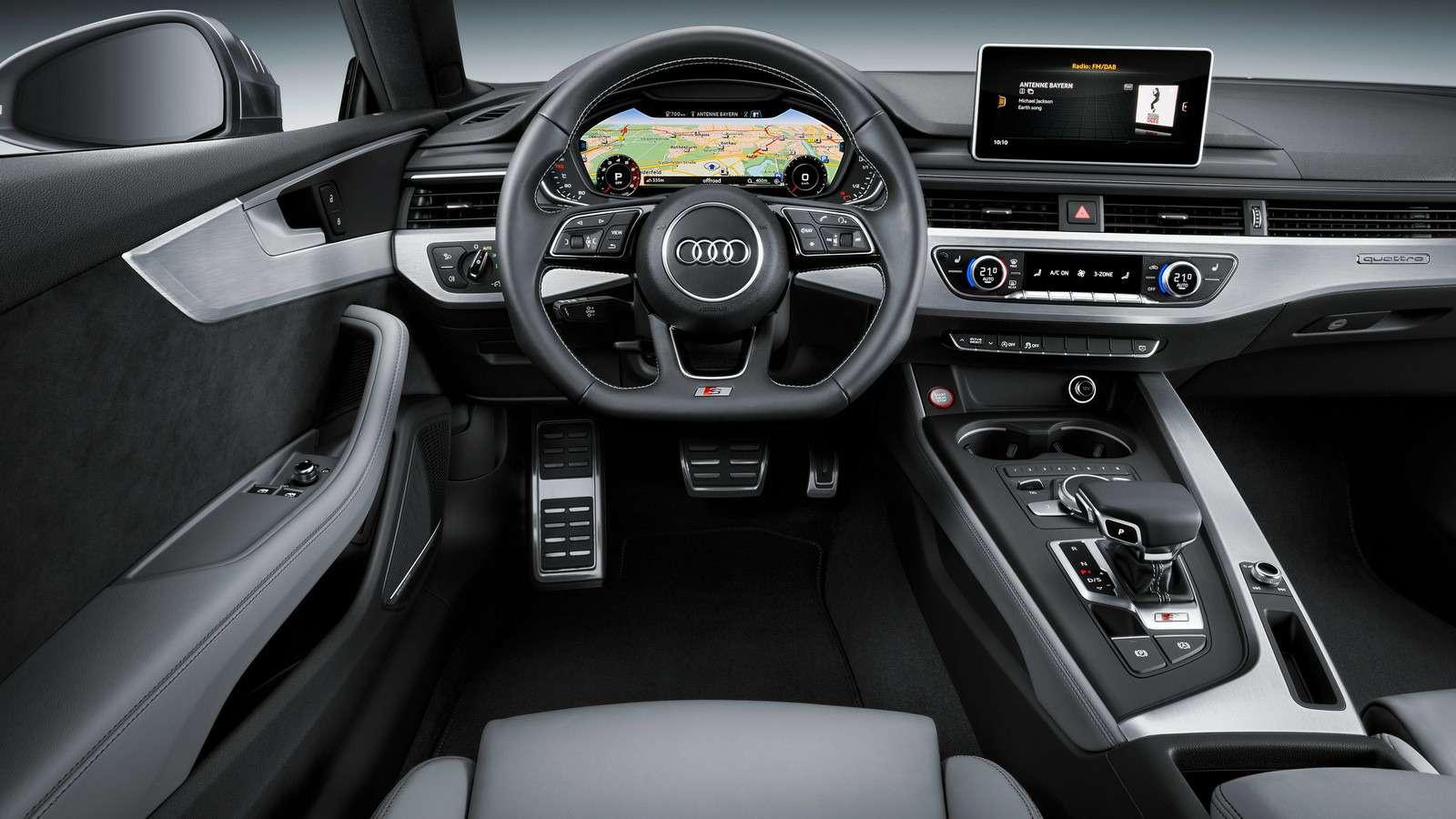 Новый Audi A5не стал «ломать глаза»— фото 594586