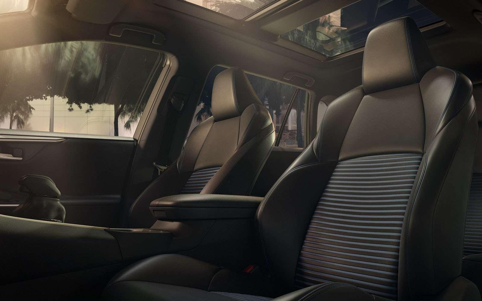 Новая Toyota RAV4: больше никакого унисекса!— фото 857659