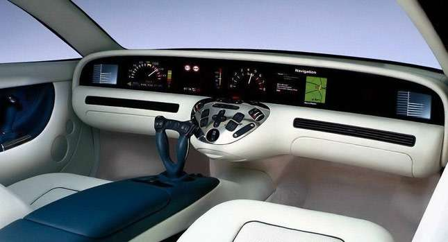 nocopyright Mercedes NoWheel Concept