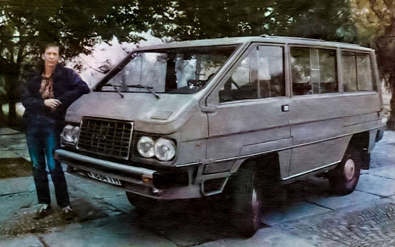 Первые кроссоверы СССР: самоделки из70-80-х— фото 1155574