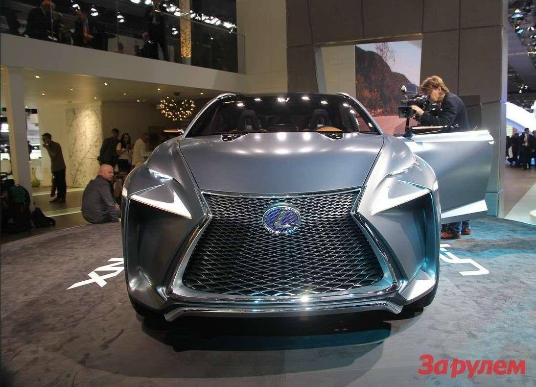 Lexus LFNX