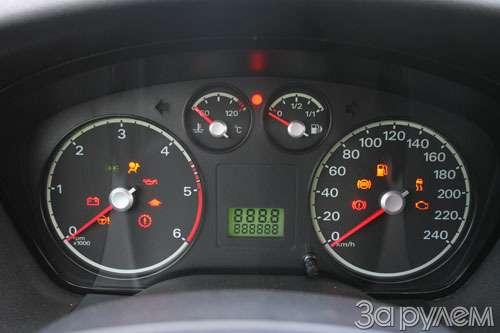 Ford Focus 1.8 TDCi. Запас тяги— фото 62445