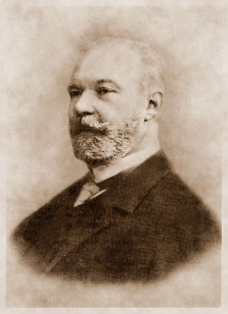 Александр Александрович Лейтнер, российский промышленник (1869— 1923гг.)