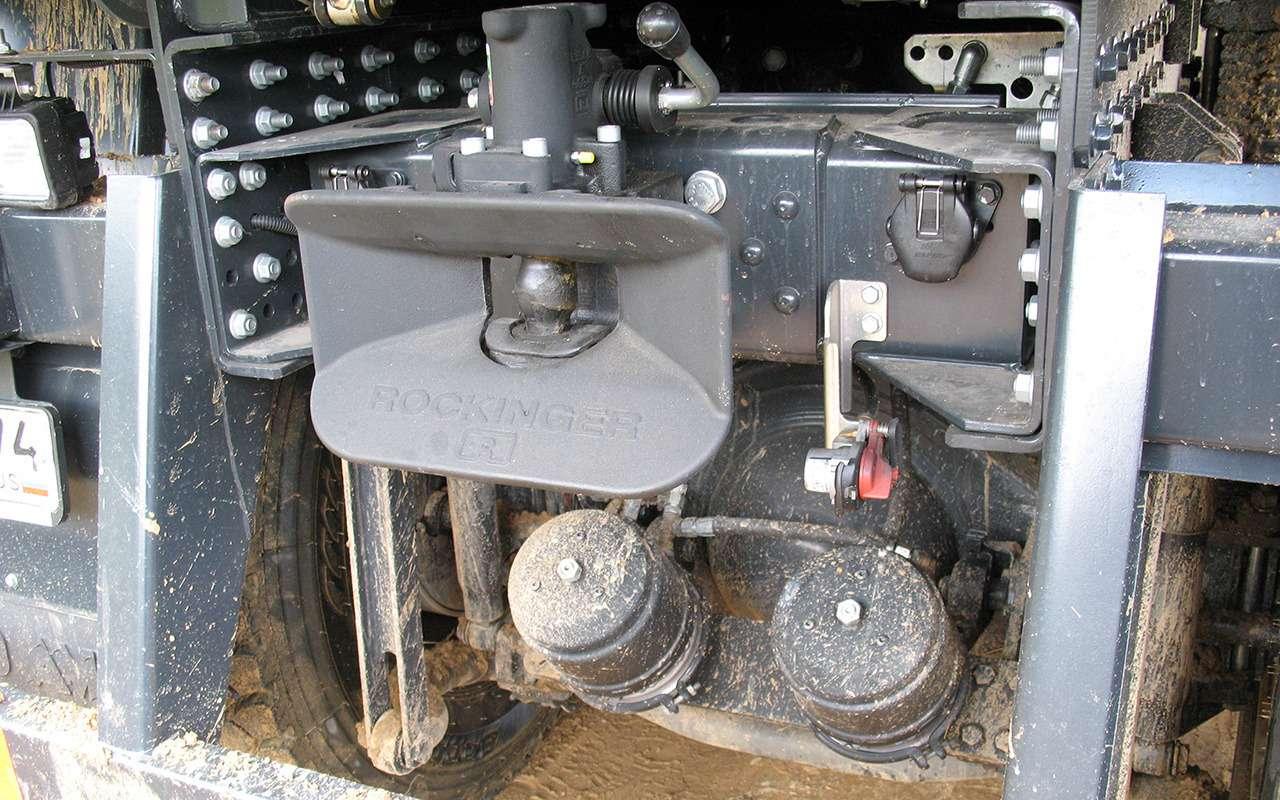 Тяжелые грузовики IVECO Trakker: все особенности— фото 1233421