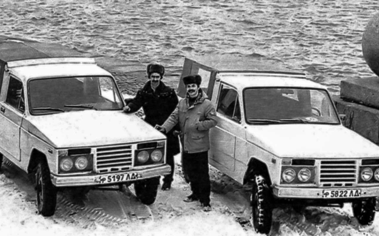 Сделано в СССР: вездеходы своими руками - фото 1158357