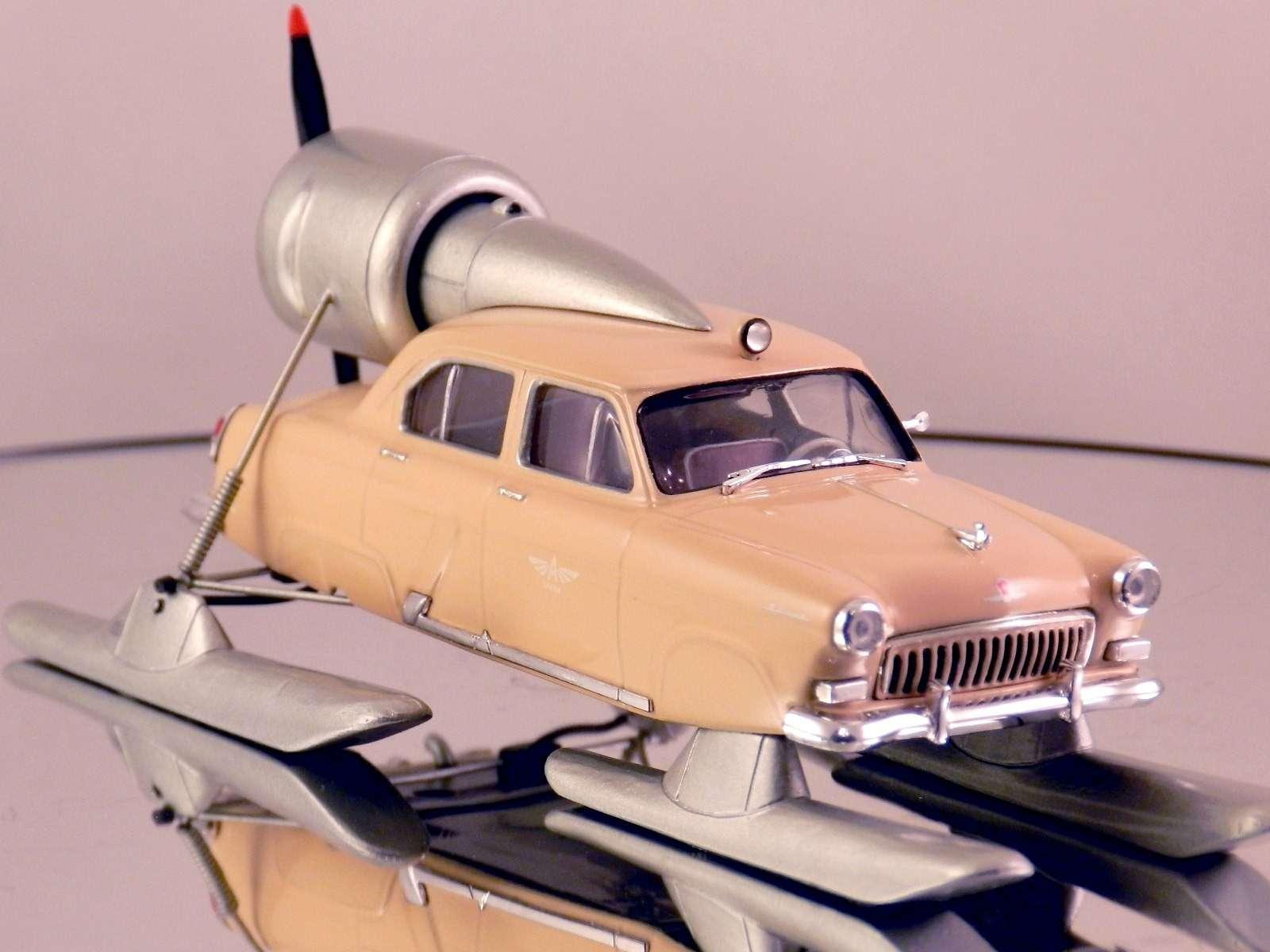 Альтернативная автоистория— невиданные модели СССР— фото 804049