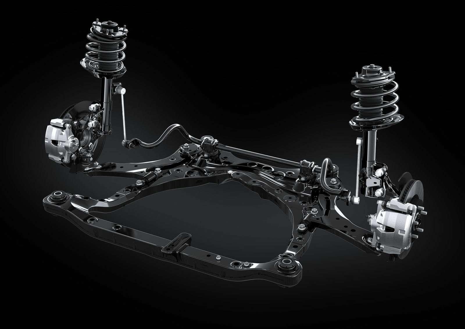 Новый Lexus ES: без полного привода итурбомоторов— фото 865670