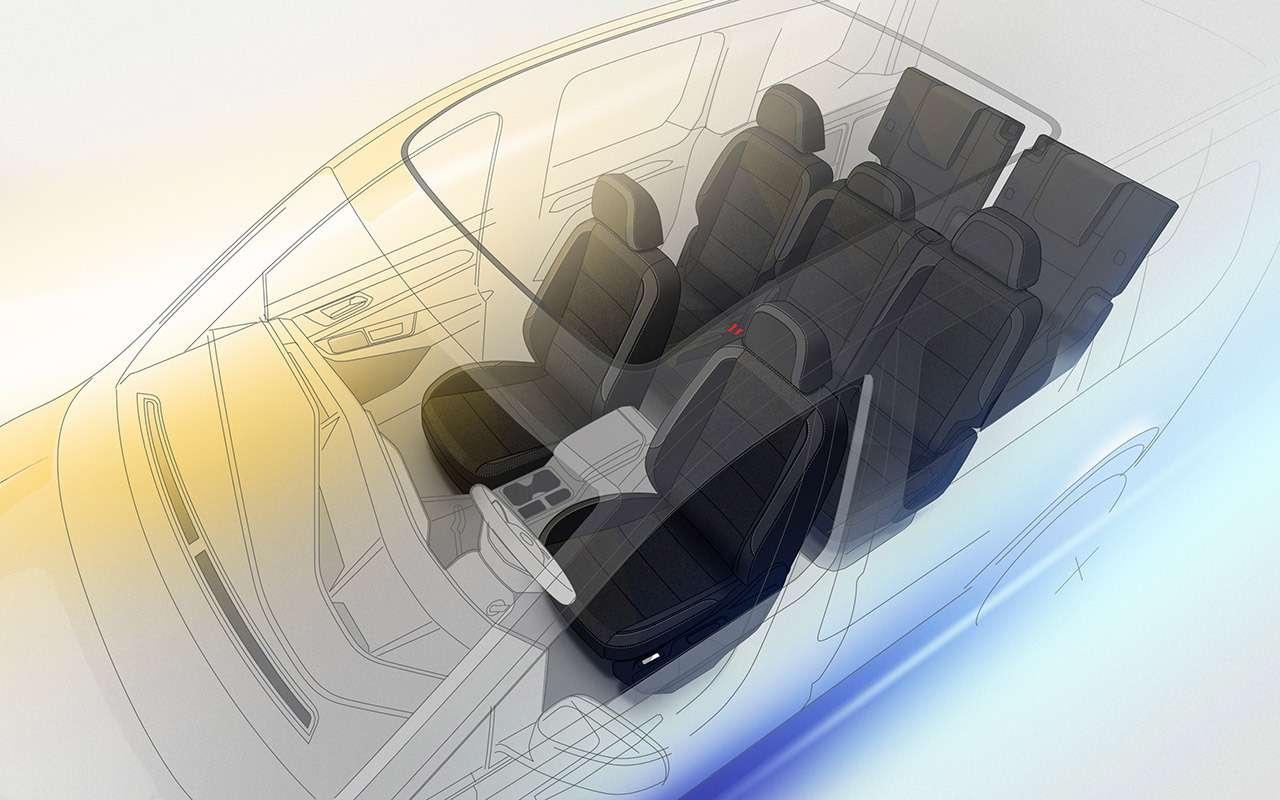 Новый Volkswagen Caddy: все изменения— фото 1115296