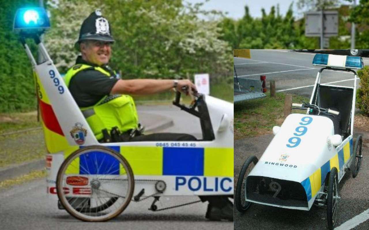 Странные патрульные машины: ужлучше вконную полицию!— фото 1122161