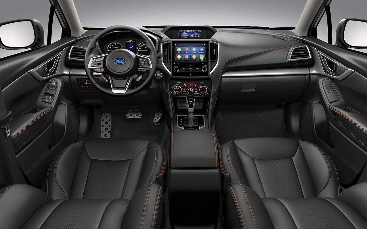Названы цены наобновленный Subaru XV— фото 1227902