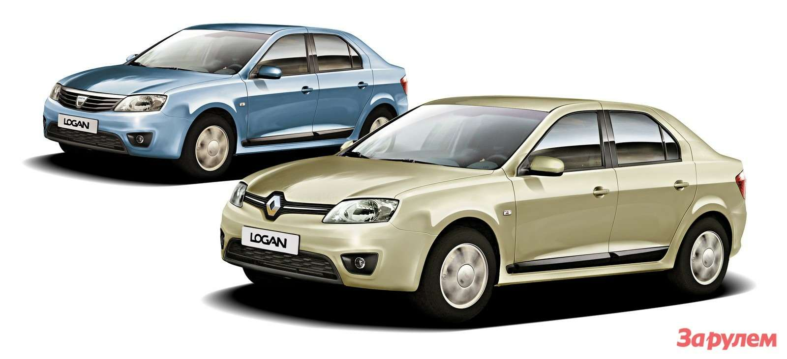 Dacia иRenault Logan