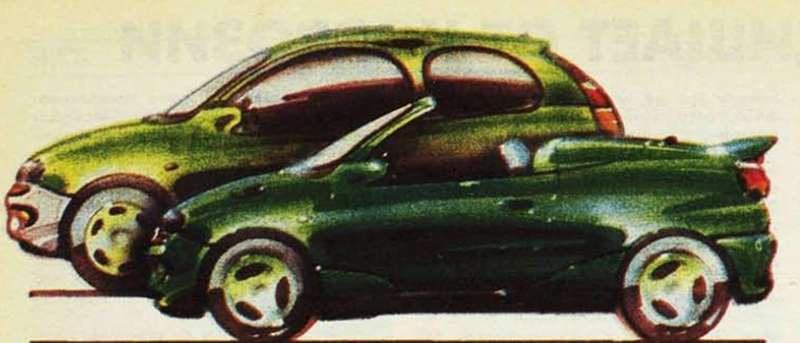 Наш1993-й: ракушки, проект Березовского, штрафные баллы