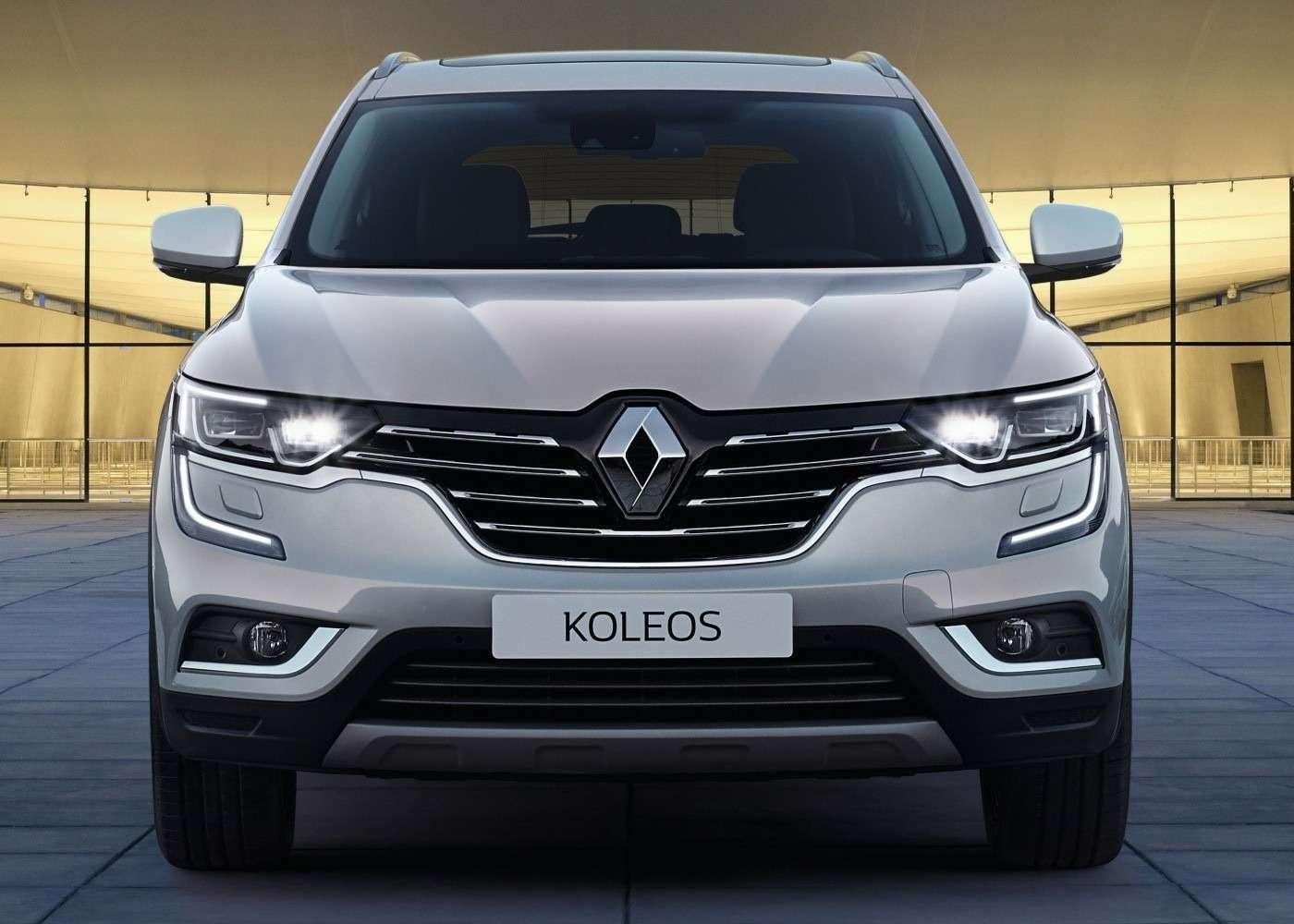 В России стартовали продажи кроссовера Renault Koleos второго поколения— фото 761957