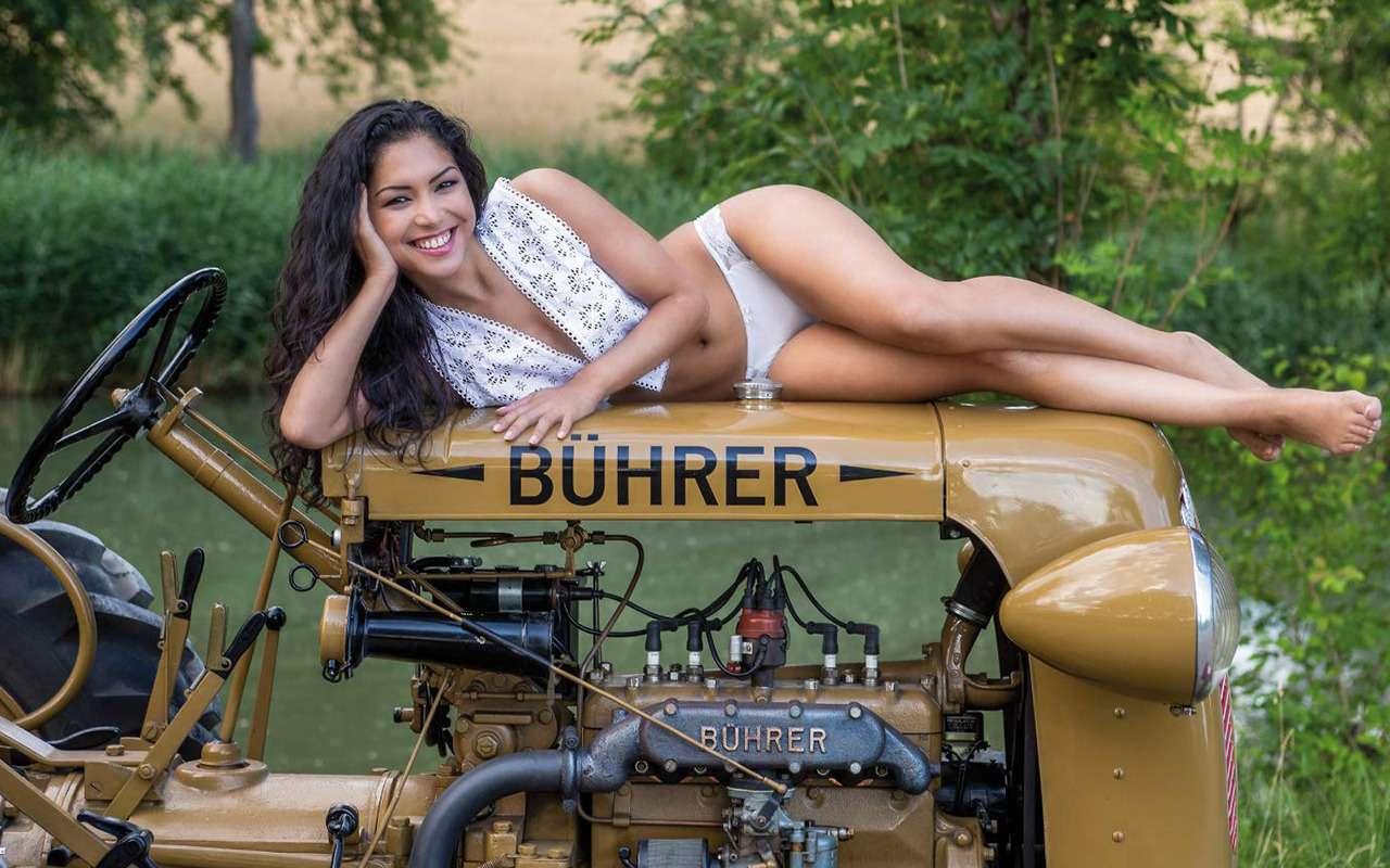 Новый календарь длялюбителей тракторов (инетолько)— фото 945279
