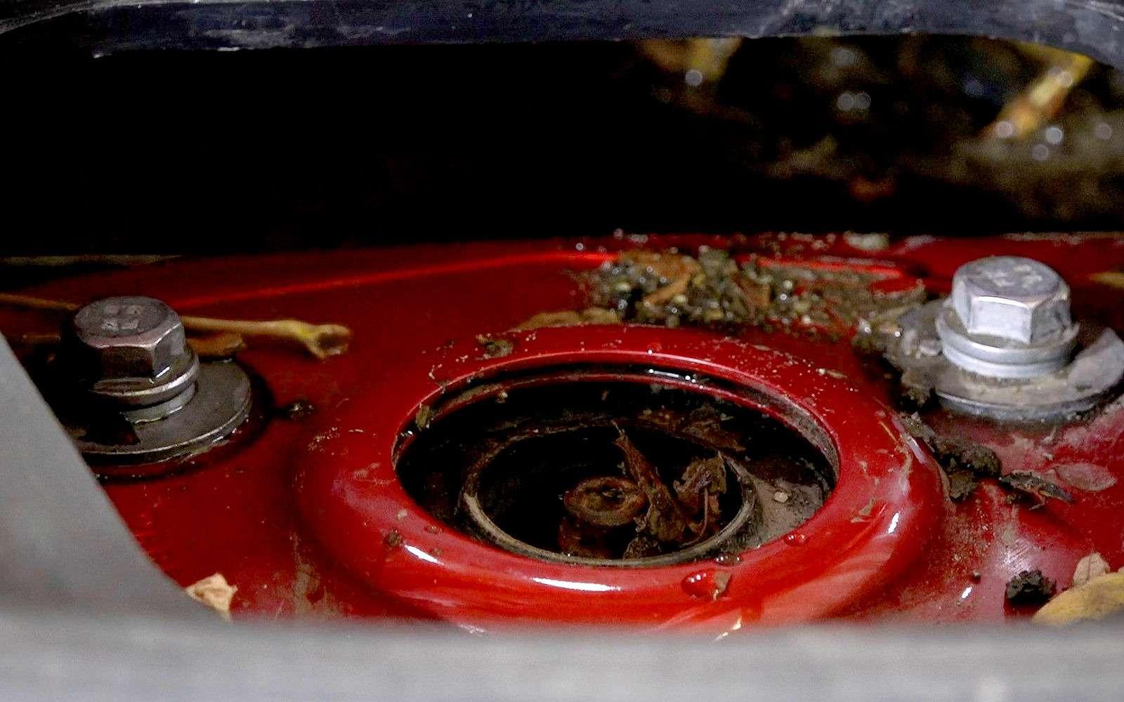 Лада Веста: коррозия, проблемы сэлектрикой, вода всалоне— ноесть решение!— фото 932852