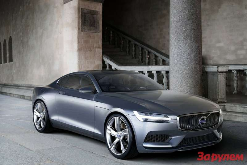 Volvo Coupe Concept 2013 1600x1200 wallpaper 01