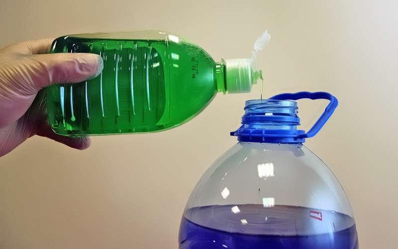 изготовления незамерзажющей жидкости