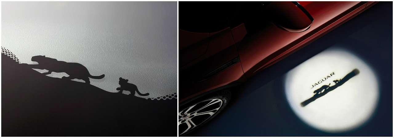 Новый Jaguar E‑Pace— следом застаршим братом— фото 789281