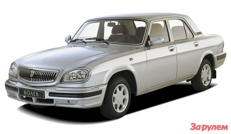 ГАЗ-31105(2004-2007)