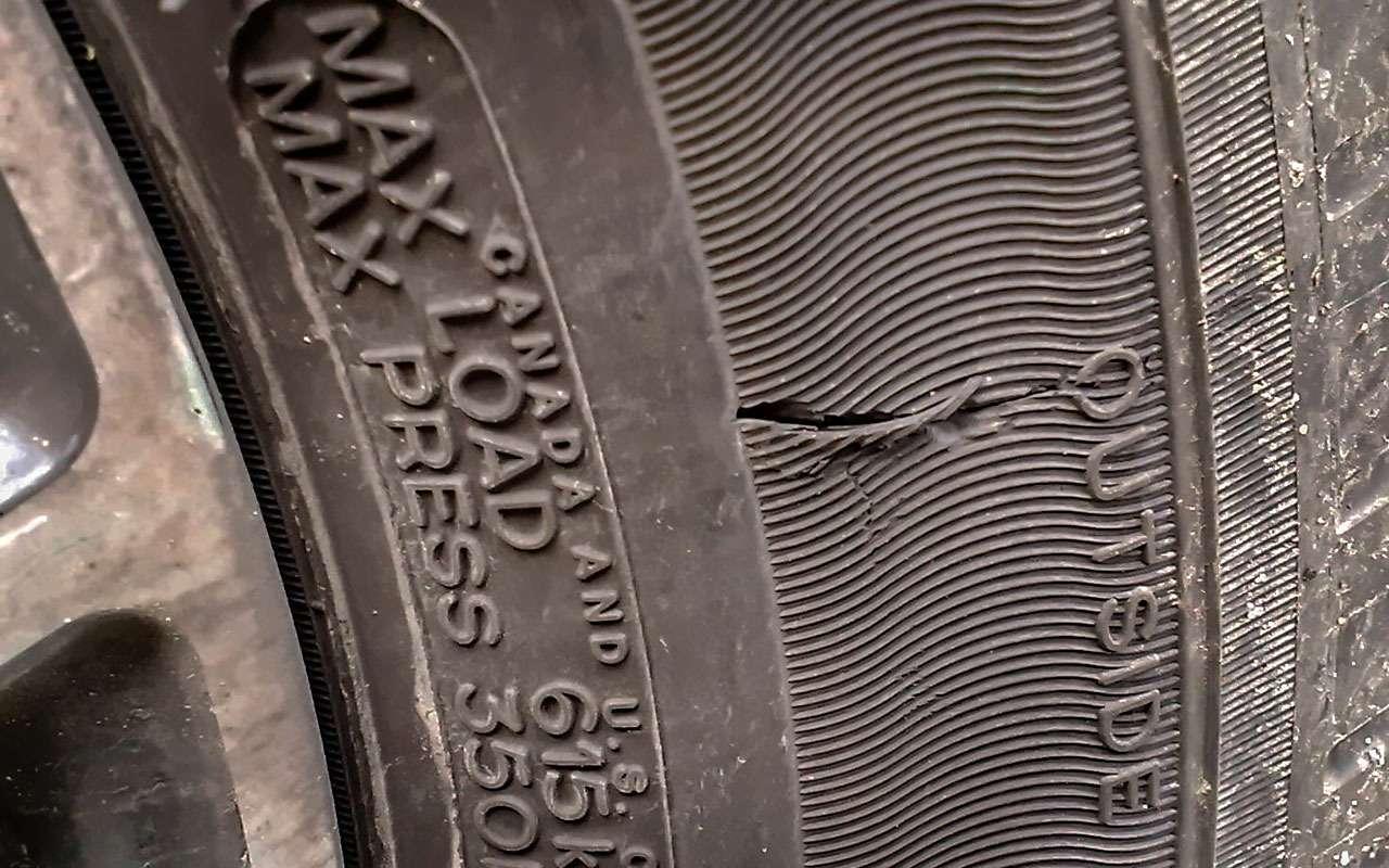 Накачка шин азотом иеще 7разводок нашиномонтаже— фото 800526
