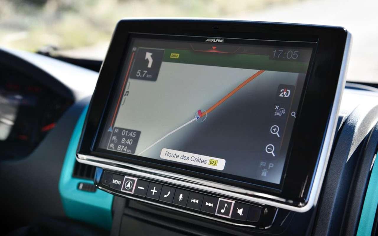 Автодом натроих: Peugeot Boxer вновом исполнении— фото 1055234