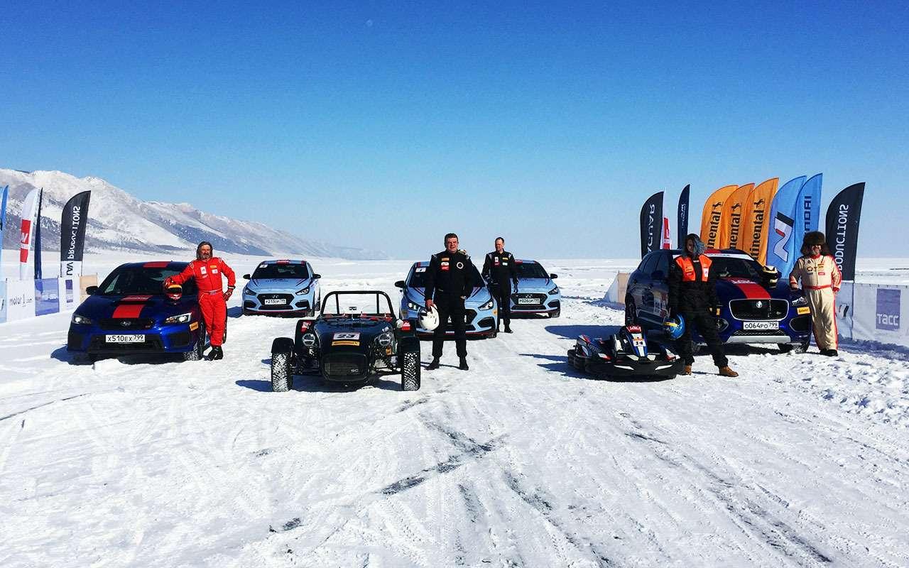 199метров— тормозной путь со100 км/ч. Проверено нальдах Байкала— фото 1089472