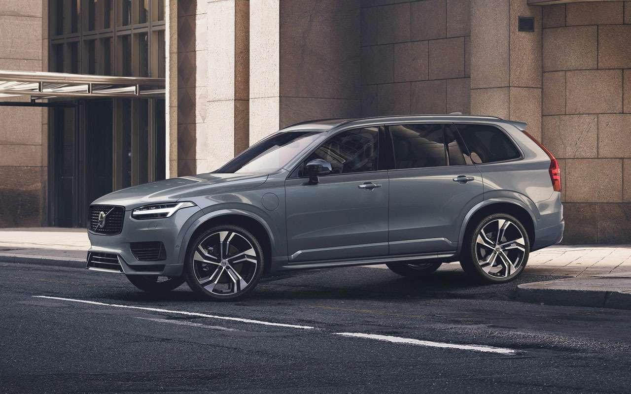 Обновленные Volvo станут умнее. Скоро— фото 1163959