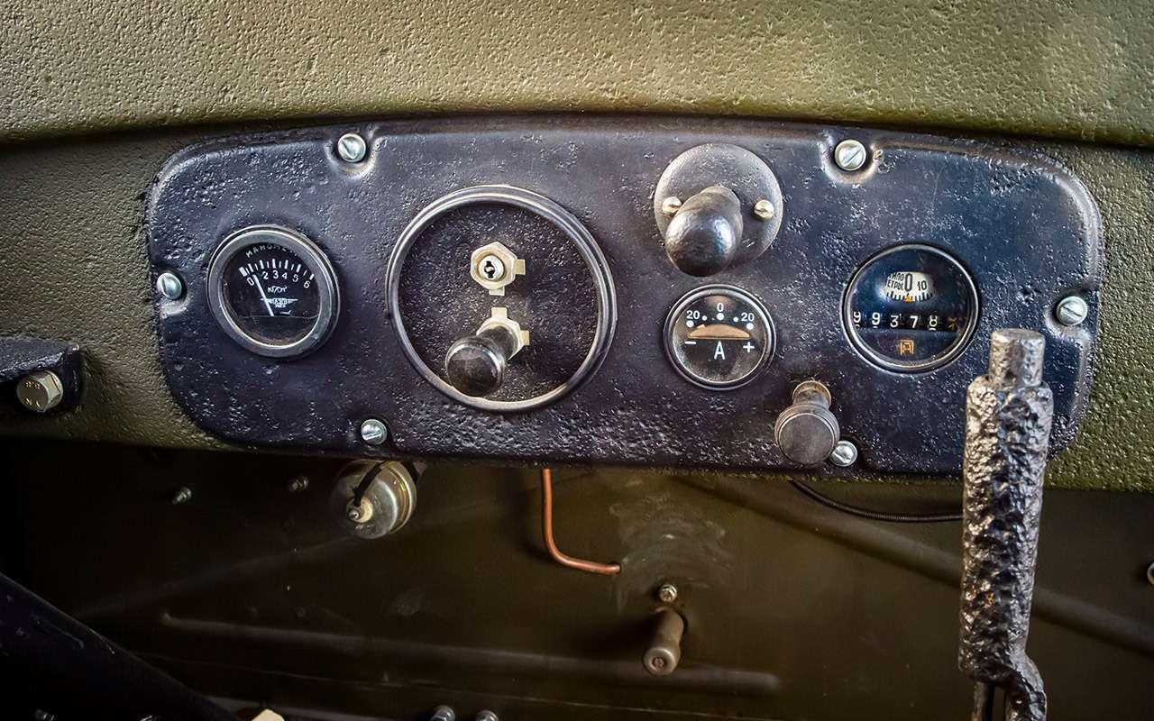 Машины Победы: ретротест настоящих фронтовых грузовиков— фото 1121593