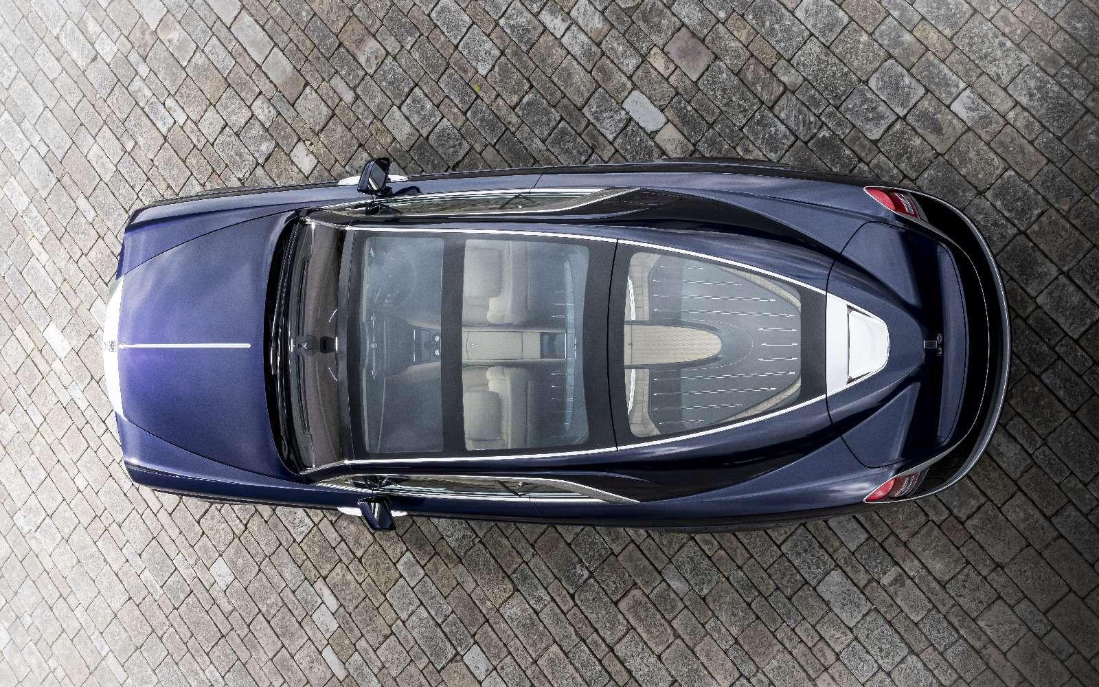 Rolls-Royce Sweptail: хозяин заплатил занего «страшную» цену— фото 757950