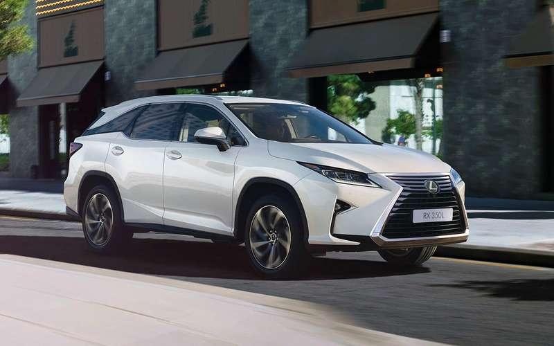 Lexus поднял цены вРоссии