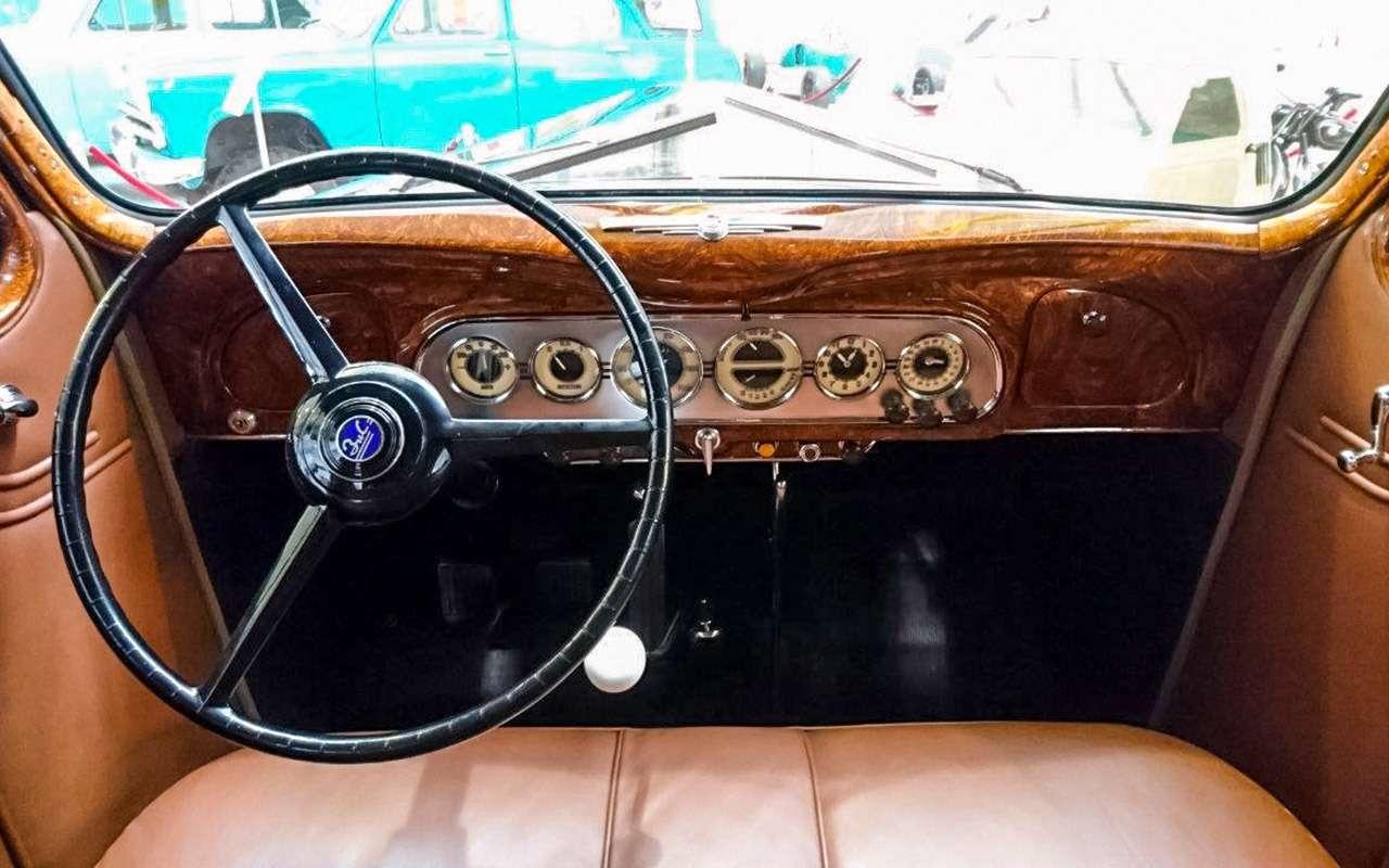 ЗИС‑101: изчего сделали первый советский лимузин— фото 935292