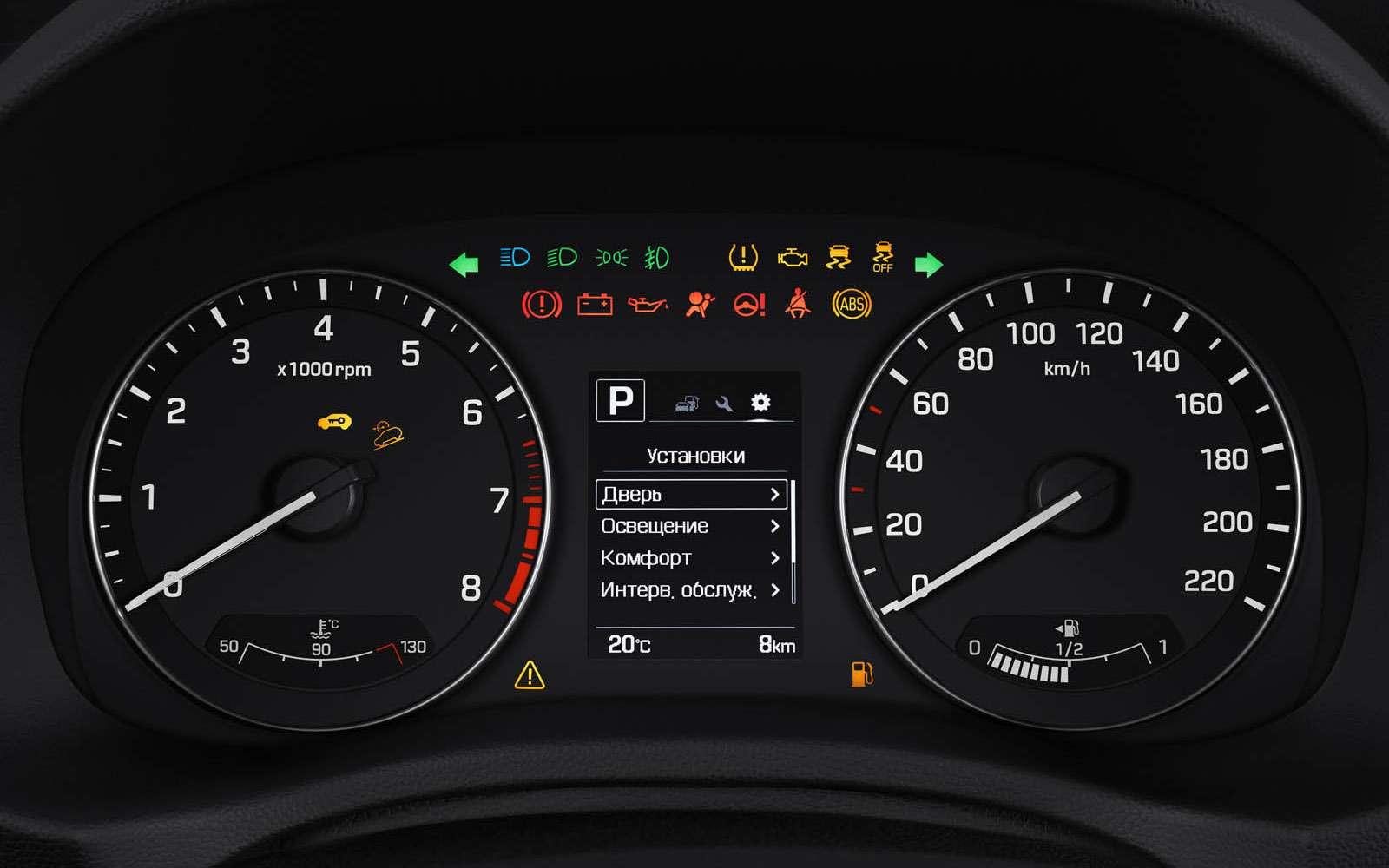 Hyundai Creta или Renault Kaptur: какой кроссовер выбрать? — фото 611173