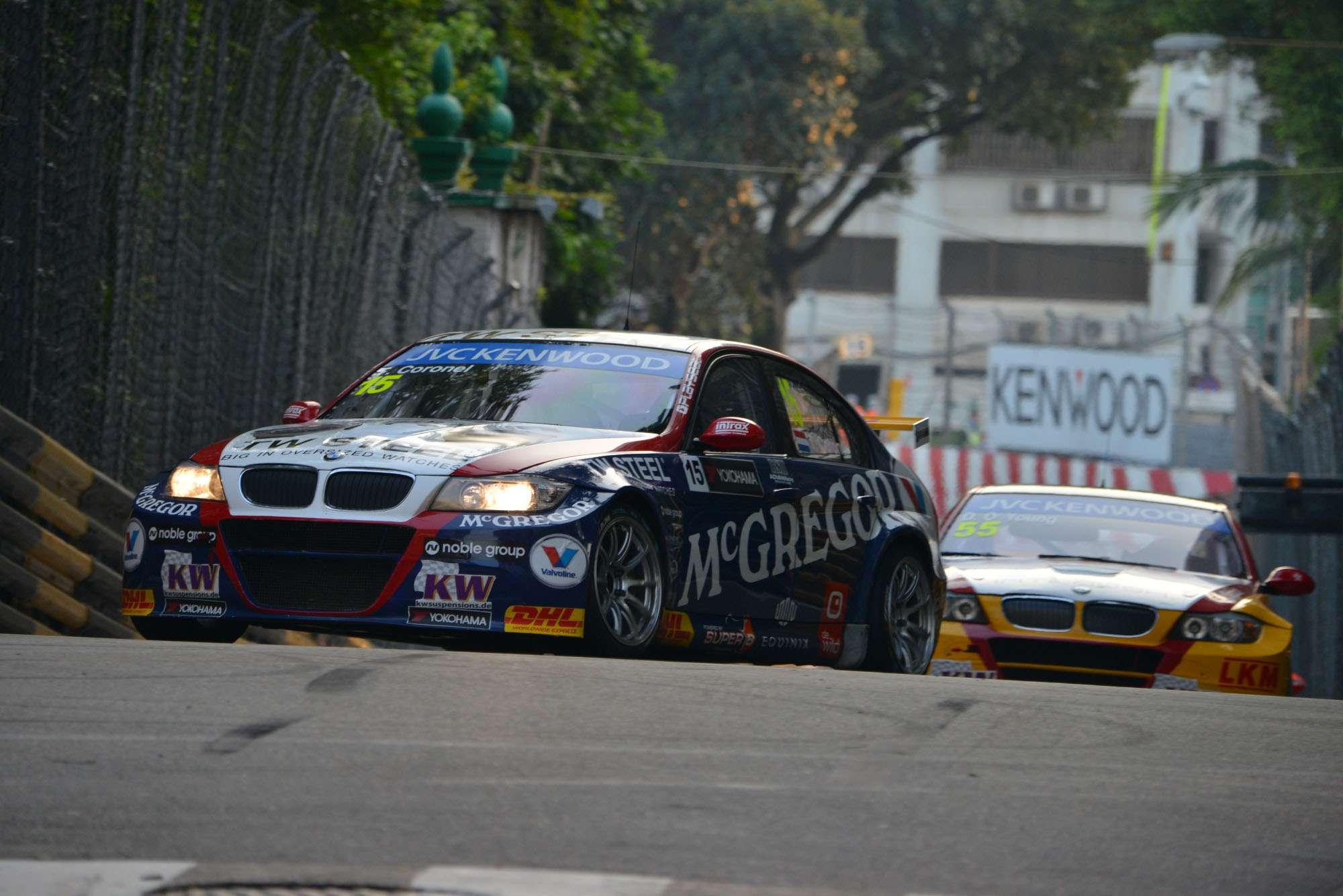 World Touring Car Championship 2013, Round 12, Macau