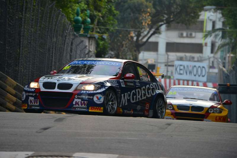World Touring Car Championship 2013, Round 12, Macau
