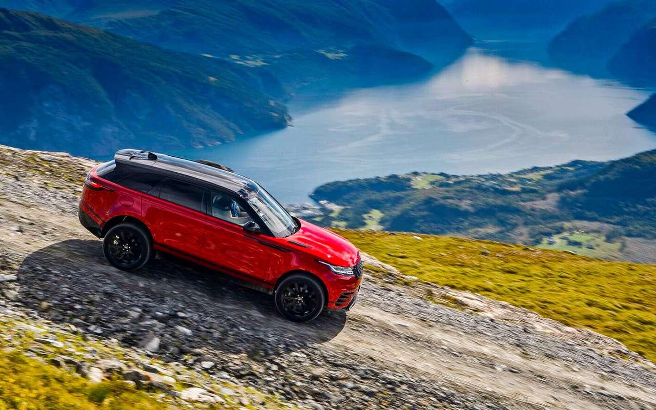 Range Rover Velar— первый тест-драйв— фото 792261