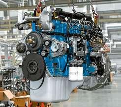 Как охлаждают моторы грузовиков? Нетак, как налегковушках