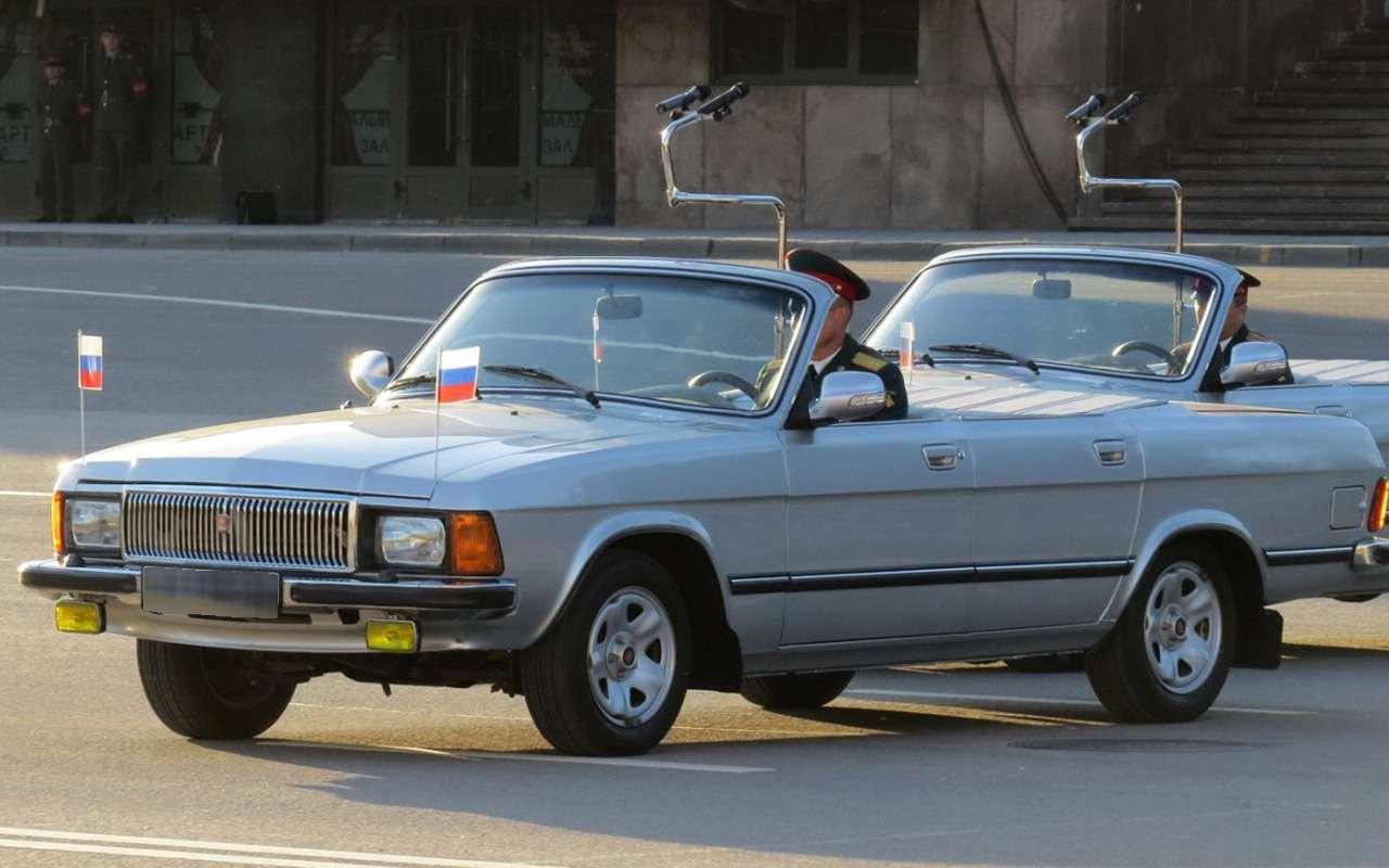 12версий ГАЗ-3102, которых выникогда не видели— фото 1007762