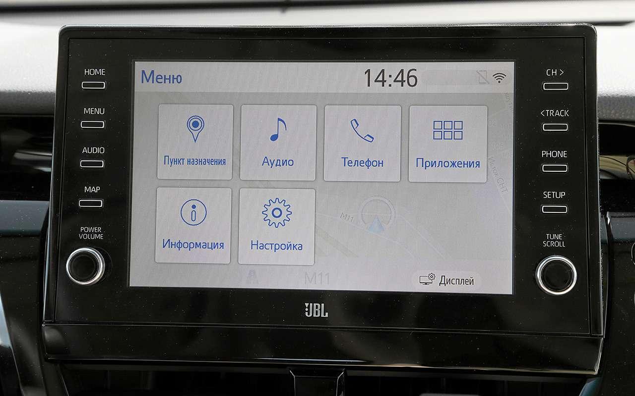 Новая Toyota Camry лучше Kia K5? Ида, инет— фото 1251801