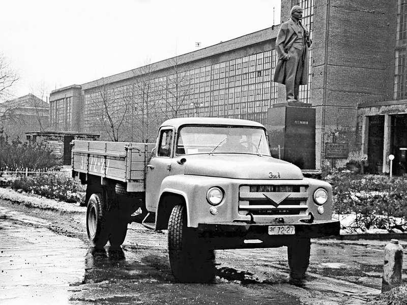 Прототип ЗИЛ-130, 1956г.