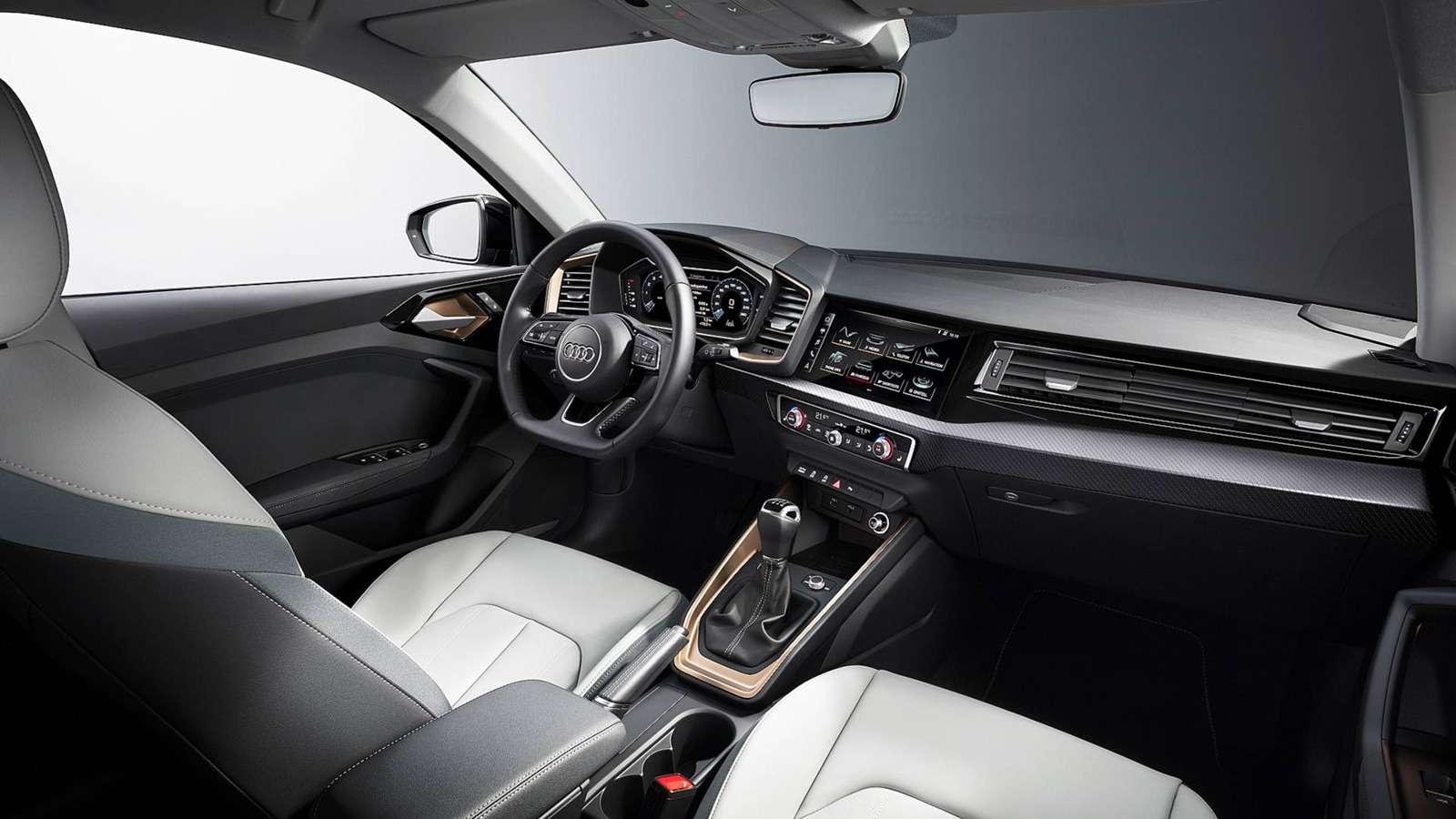 Новый Audi A1: дамский угодник— фото 879964