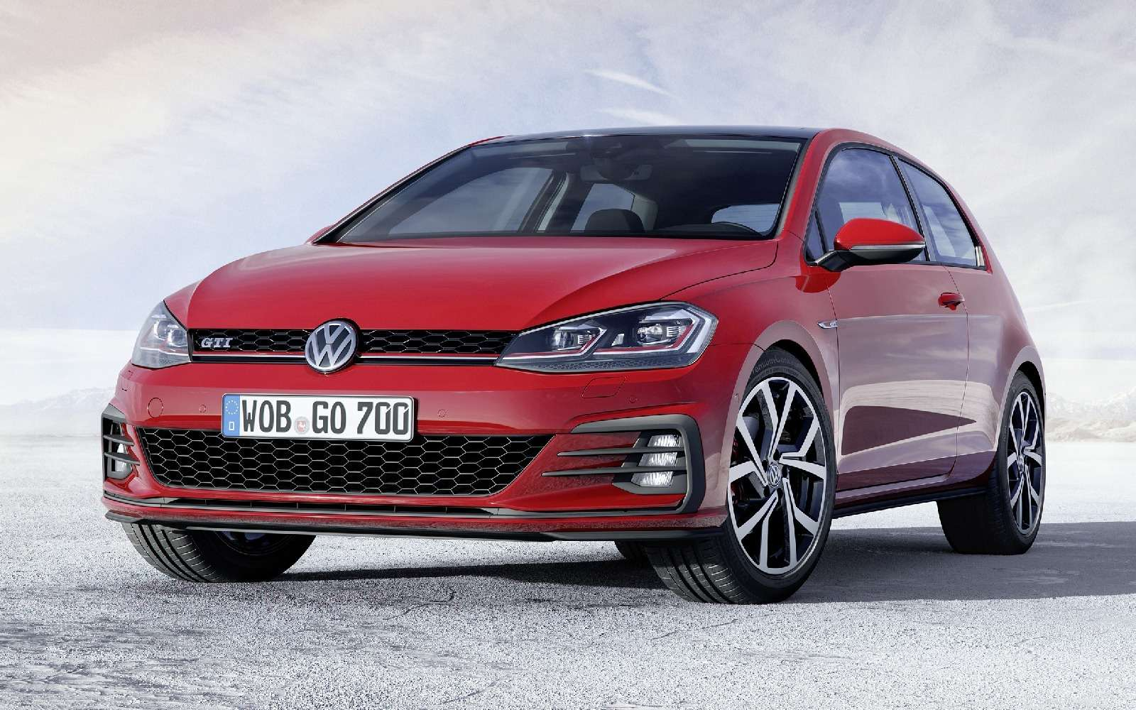Дальнейшая оцифровка: Volkswagen представил обновленный Golf— фото 661699