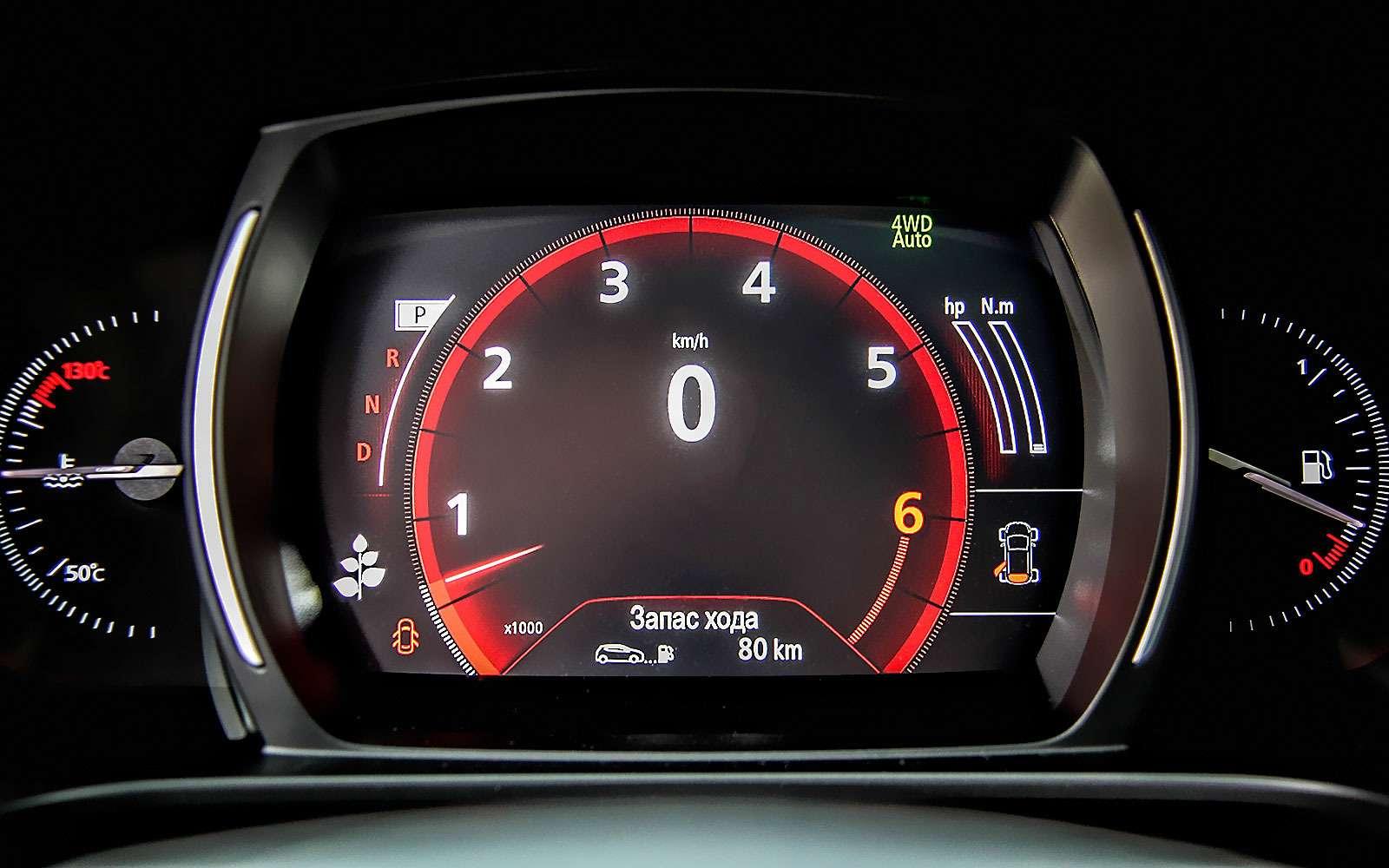 Новый Renault Koleos— впервые нанаших дорогах!— фото 715456