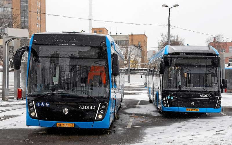 Электробус столицы: онможет проехать 59км. Ноэто нормально