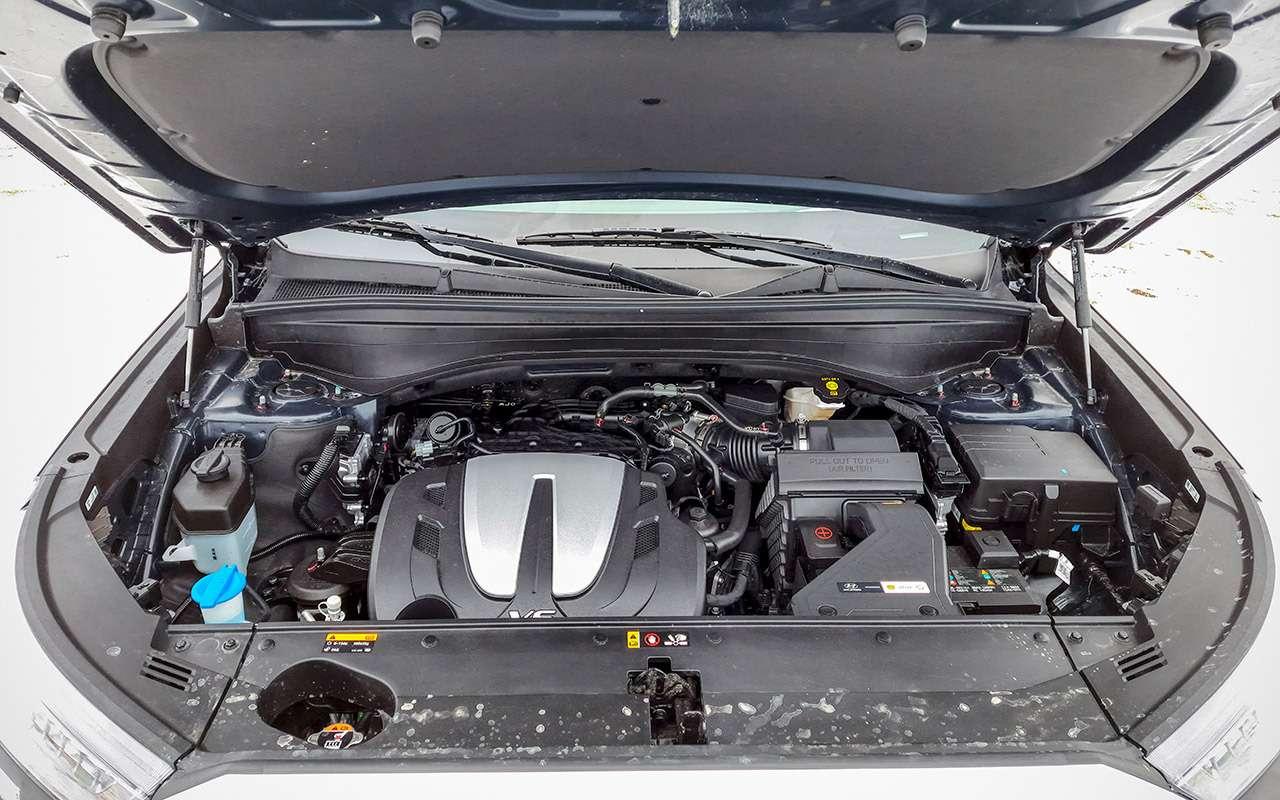 Hyundai Palisade: рассаживаем семерых— фото 1234031