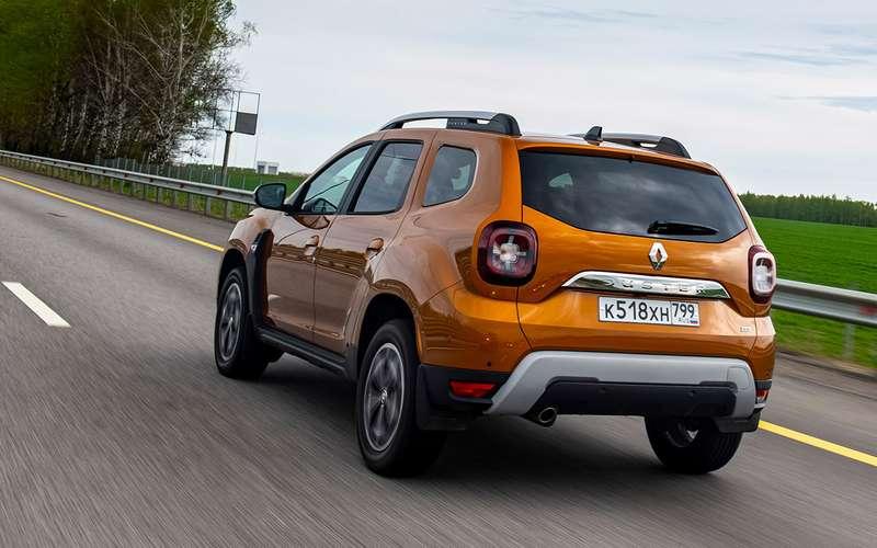 Renault Duster с вариатором: проверили его бездорожьем
