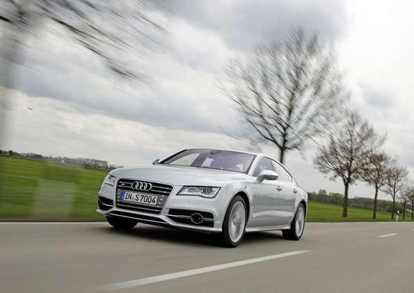 Audi S7Sportback /Fahraufnahme