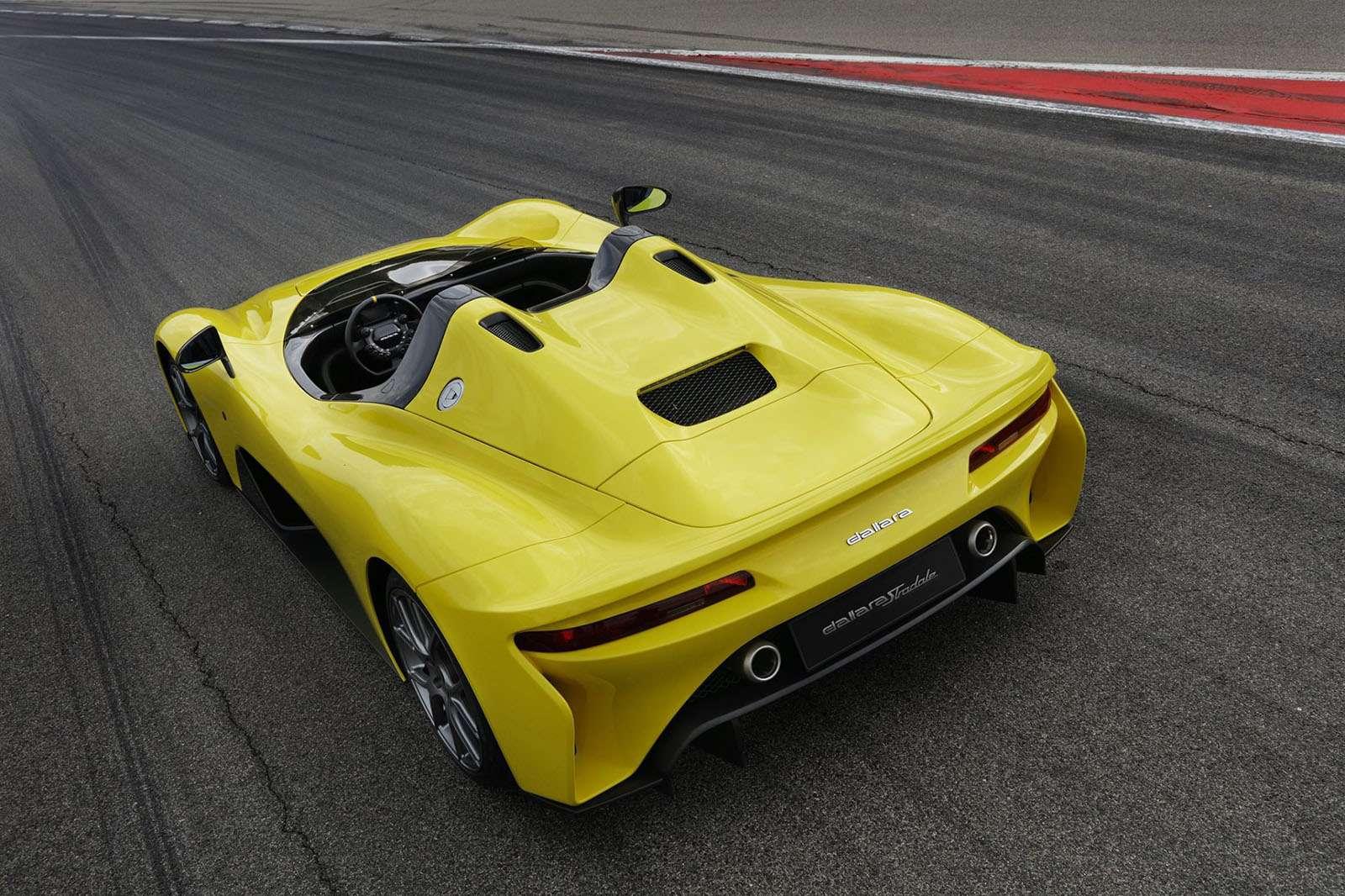 Гоночная машина надороге? Возможно итакое: Dallara выпустит спорткар— фото 816899