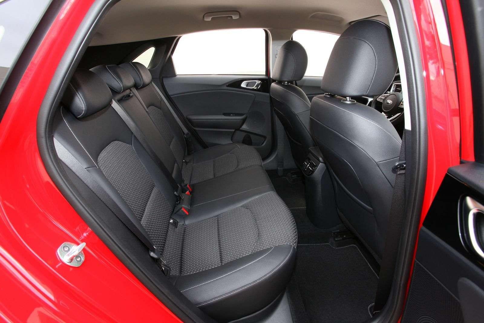 Новый Kia Ceed: началось производство вРоссии. Цен пока нет— фото 887517