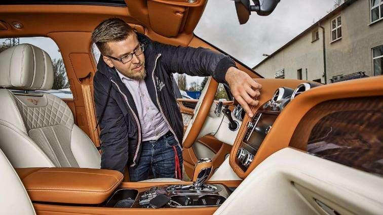 Немцы «сравнили» Ладу 4x4с Bentley Bentayga. Вывод неожиданный!— фото 811606